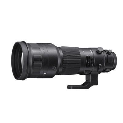 Obiettivo Sigma 500mm F4 DG OS HSM Sports per Canon