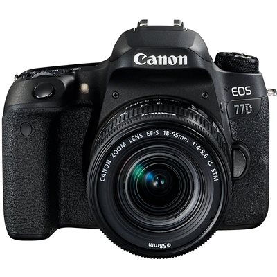Fotocamera Canon EOS 77D Kit 18-55 IS STM