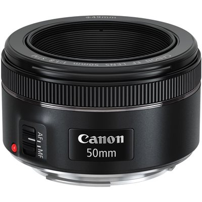 Obiettivo Canon 50mm 1.8 STM PRONTA CONSEGNA