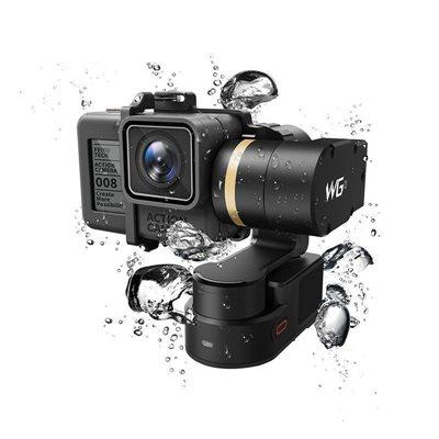 Feiyu FeiyuTech WG2 Waterproof Stabilizzatore Gimbal subacqueo per GoPro Action Camera