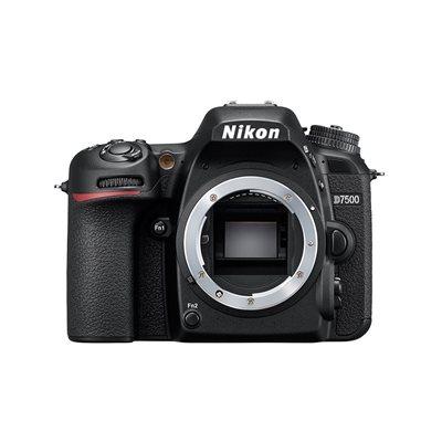 Fotocamera Nikon D7500 solo corpo PRONTA CONSEGNA