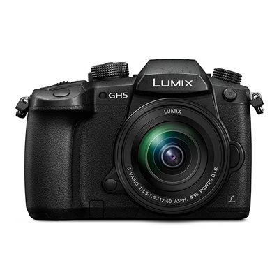 Fotocamera Panasonic Lumix DMC-GH5 kit 12-60mm F/3.5-5.6 [MENU ENG]