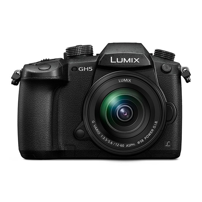 Fotocamera Panasonic Lumix DMC-GH5 kit 12-60mm F/3.5-5.6 [MENU ENG]