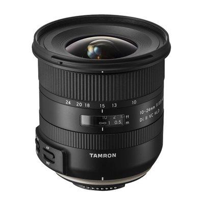 Obiettivo Tamron 10-24mm F3.5-4.5 Di VC HLD (B023) per Canon