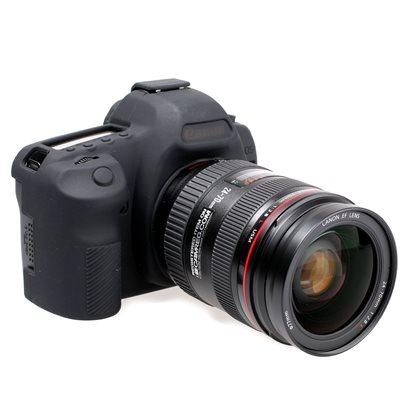 Custodia Protettiva in silicone per Canon 5D mark 2 EasyCover Nera