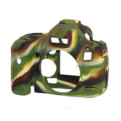 Custodia Protettiva in silicone per Canon 5D mark 2 EasyCover camouflage