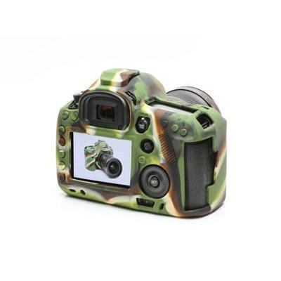 Custodia Protettiva in silicone per Canon 5D mark 3 EasyCover Camouflage
