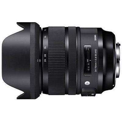 Obiettivo Sigma 24-70mm F2.8 DG OS HSM Art per Nikon