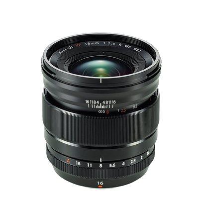 Obiettivo FUJINON XF16mm F1.4 R WR 16mm x Fuji Fujifilm Lens
