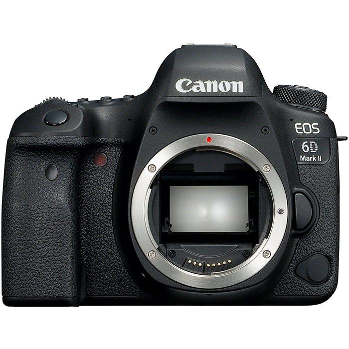 Fotocamera Canon EOS 6D Mark II solo corpo body Import
