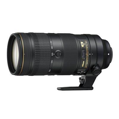 Obiettivo Nikon AF-S NIKKOR 70-200mm f/2.8E FL ED VR