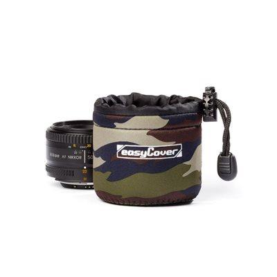 Custodia protezione per obiettivo EasyCover lens case x-small camouflage