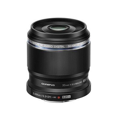 Obiettivo Olympus M.ZUIKO Digital ED 30mm F3.5 Macro