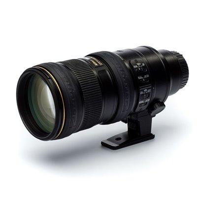 Anello protettivo per obiettivo EasyCover lens ring in silicone nero