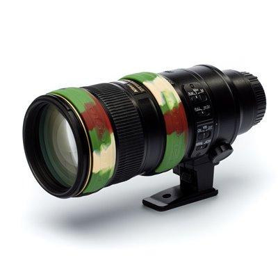 Anello per obiettivo in silicone EasyCover lens ring di protezione camouflage