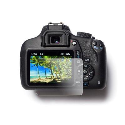 EasyCover tempered glass screen protector protezione schermo in vetro temperato per Nikon D600 D610