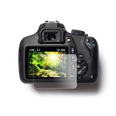 EasyCover proteggi schermo LCD in PET screen protector per Canon M3 M5