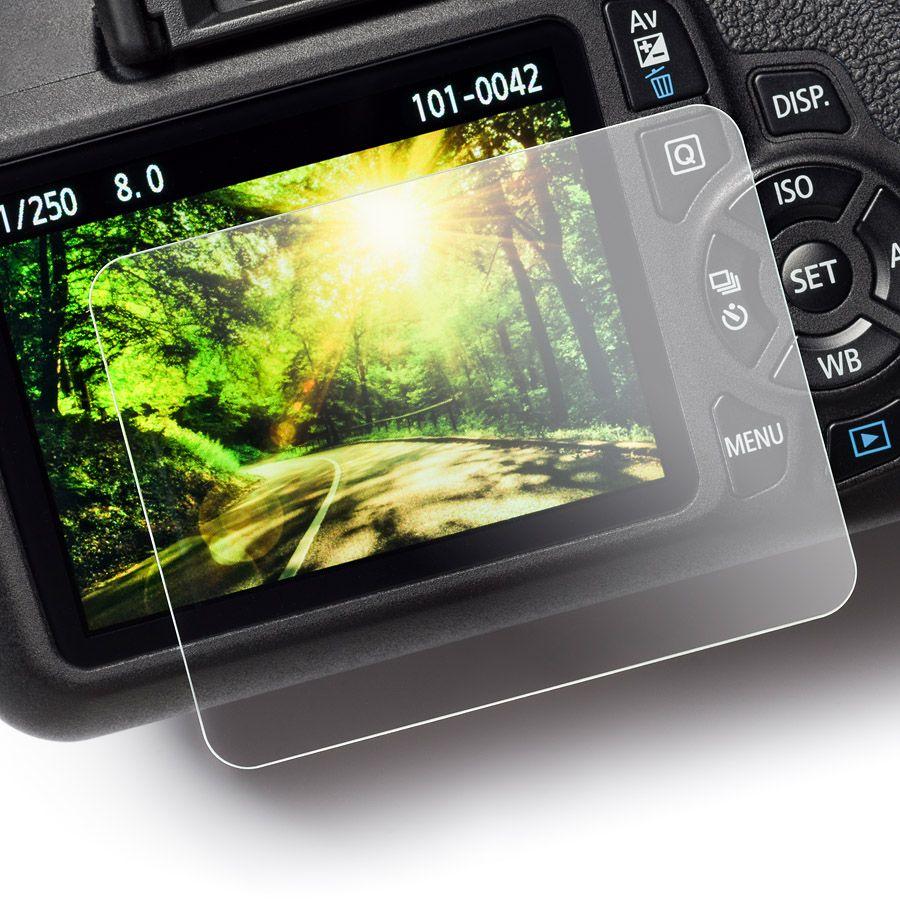 c2cadd416e ... Proteggi schermo EasyCover LCD screen protector in PET per Nikon D750