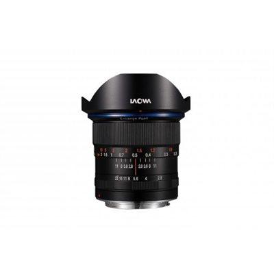 Obiettivo Venus Optics Laowa 12mm f/2,8 lens Sony Nex Zero Distortion