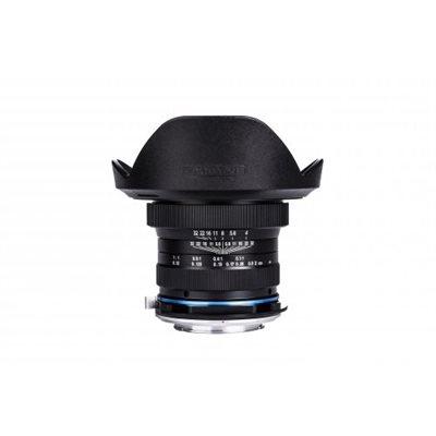 Obiettivo decentrabile Laowa Venus Optics 15mm f/4 WA lente Macro 1:1 per Pentax