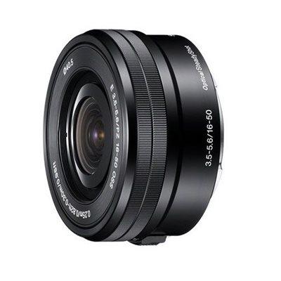Obiettivo Sony E 16-50mm F3.5-5.6 PZ OSS SEL-P1650 E-Mount