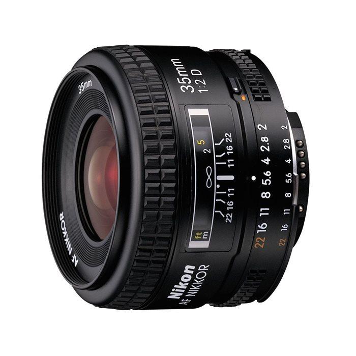 Obiettivo Nikon AF Nikkor 35mm f/2D PRONTA CONSEGNA