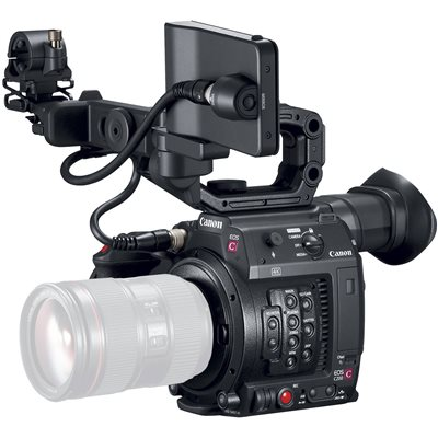 Videocamera Canon EOS C200 Cinema Camera Body solo corpo