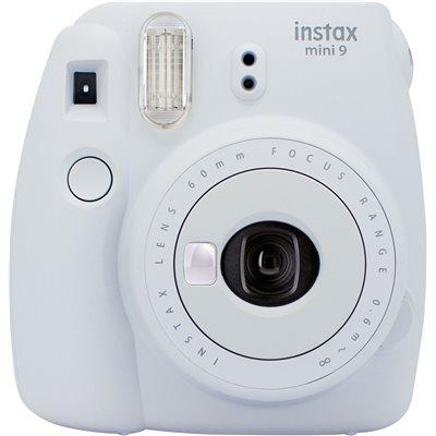 Fujifilm Instax Mini 9 Smoky White Fotocamera Istantanea 62x46mm Bianco