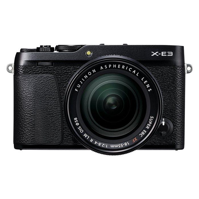 Fotocamera Fuji Fujifilm X-E3 Kit 18-55mm f2.8-4 Nero XE-3 XE3