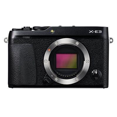 Fotocamera Fuji Fujifilm X-E3 body solo corpo Nero XE-3 XE3