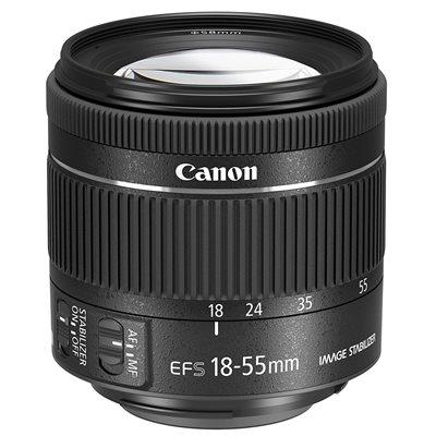 Obiettivo Canon EF-S 18-55mm f/3.5-5.6 IS STM (bulk) PRONTA CONSEGNA