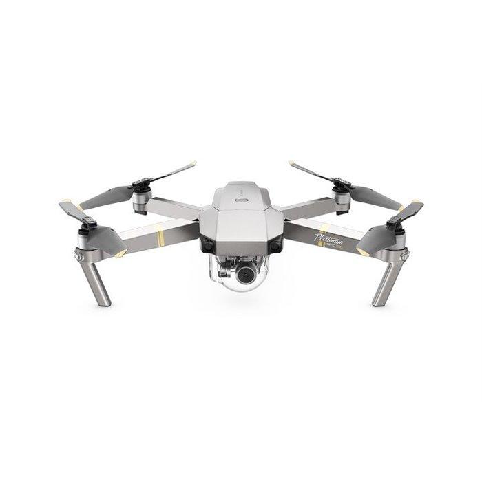 Drone DJI Mavic Pro Platinum Quadricottero Fly More Combo