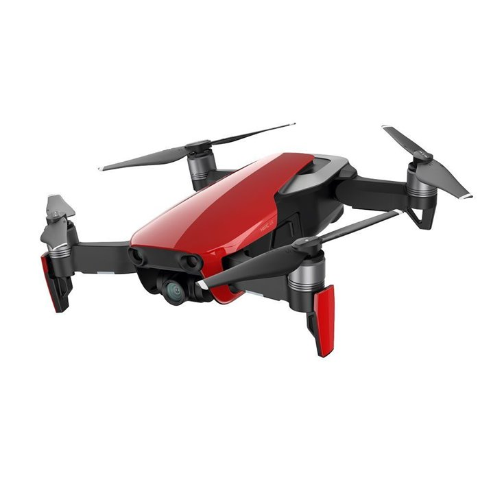 DJI Mavic Air Fly More Combo Drone Flame Red Rosso