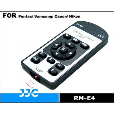 JJC RM-E4 Wireless Controllo Remoto per Nikon D7000 D3000 D5000 D5100 D90 Canon 600D 5D 7D 550D 60D RC-1