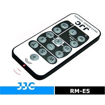 JJC RM-E5 Wireless Controllo Remoto per Nikon e Canon
