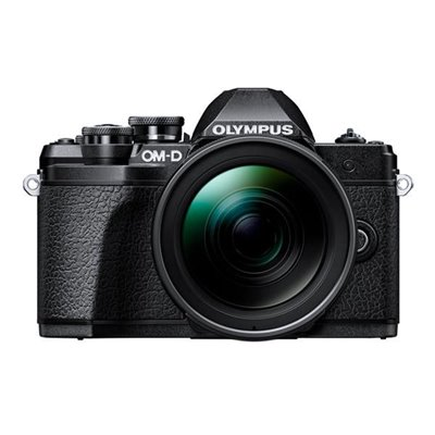 Fotocamera Olympus OM-D E-M10 Mark III kit 12-40mm PRO Nero
