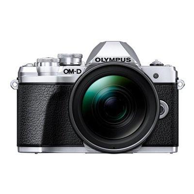 Fotocamera Olympus OM-D E-M10 Mark III kit 12-40mm PRO Silver