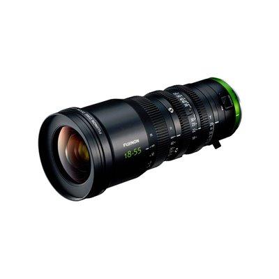 Obiettivo Fujinon MK 18-55mm T2.9 Cine Lens per Sony E-mount