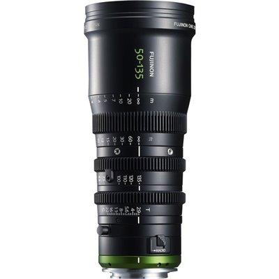 Obiettivo Fujinon MK 50-135mm T2.9 Cine Lens per Sony E-mount