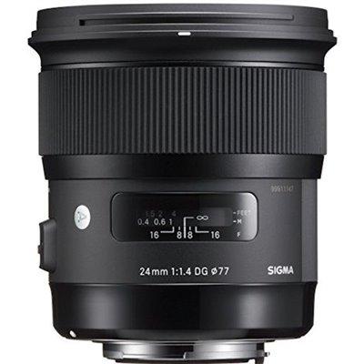 Obiettivo Sigma 24mm F1.4 DG HSM Art per Canon PRONTA CONSEGNA