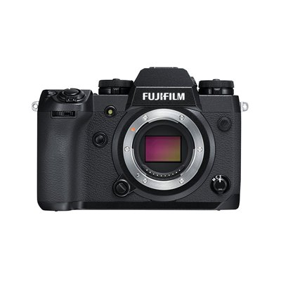 Fotocamera Fuji Fujifilm X-H1 Body solo corpo nero XH1 XH-1