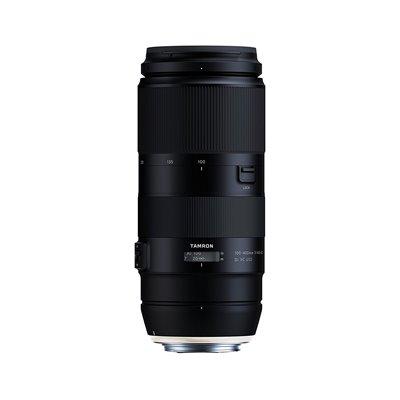 Obiettivo Tamron 100-400mm F/4.5-6.3 Di VC USD (A035) per Canon