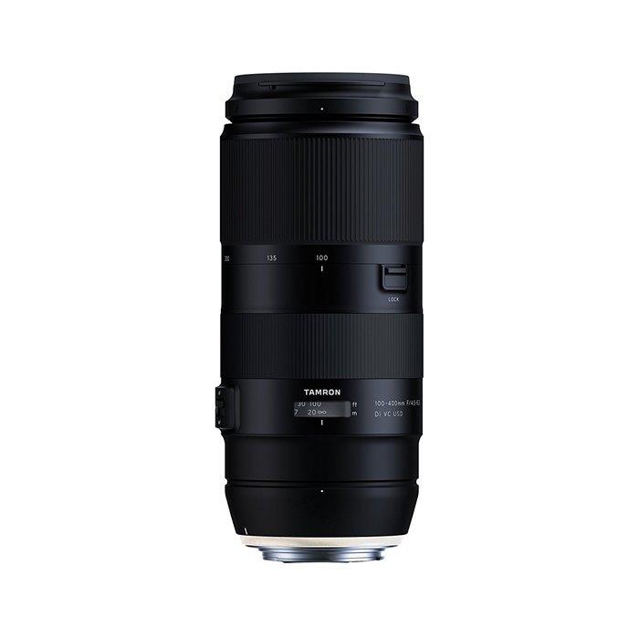 Obiettivo Tamron 100-400mm F/4.5-6.3 Di VC USD (A035) per Nikon
