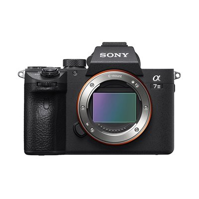 Fotocamera Sony A7 Mark III solo corpo Body [MENU ENG] ILCE-7M3
