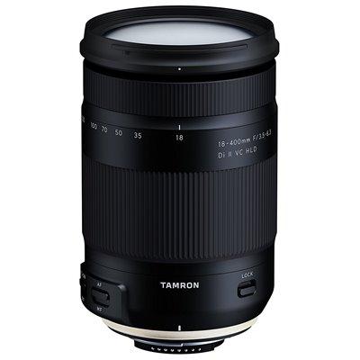 Obiettivo Tamron 18-400mm F3.5-6.3 Di II VC HLD (B028) per Canon