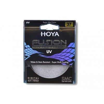 HOYA Filtro Fusion UV 37mm Garanzia Rinowa 4 anni