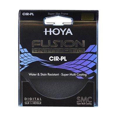 HOYA Filtro Fusion Polarizzatore Circolare POLA-CIRC. 37mm HOY PLCF37 Garanzia Rinowa 4 anni