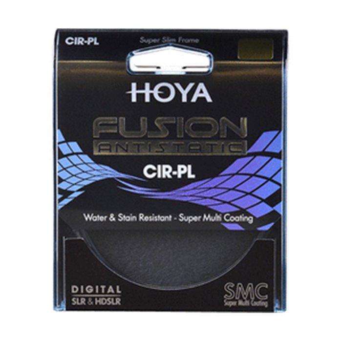 Filtro HOYA Fusion Polarizzatore Circolare POLA-CIRC. 105mm HOY PLCF105 Garanzia Rinowa 4 anni