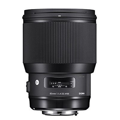 Obiettivo Sigma 85mm F1.4 DG HSM Art per Sony E-Mount