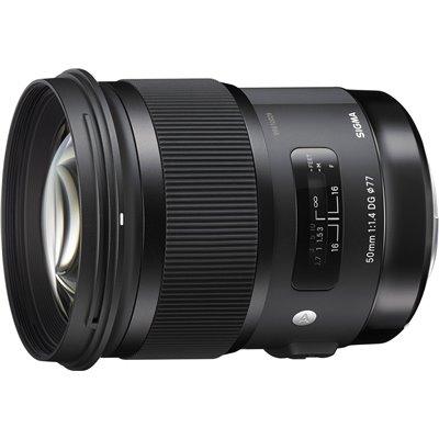 Obiettivo Sigma 50mm F1.4 DG HSM Art per Sony E-Mount